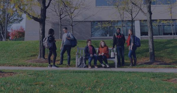 Students with blue wash