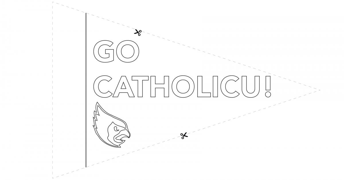 Pennant: Go CatholicU