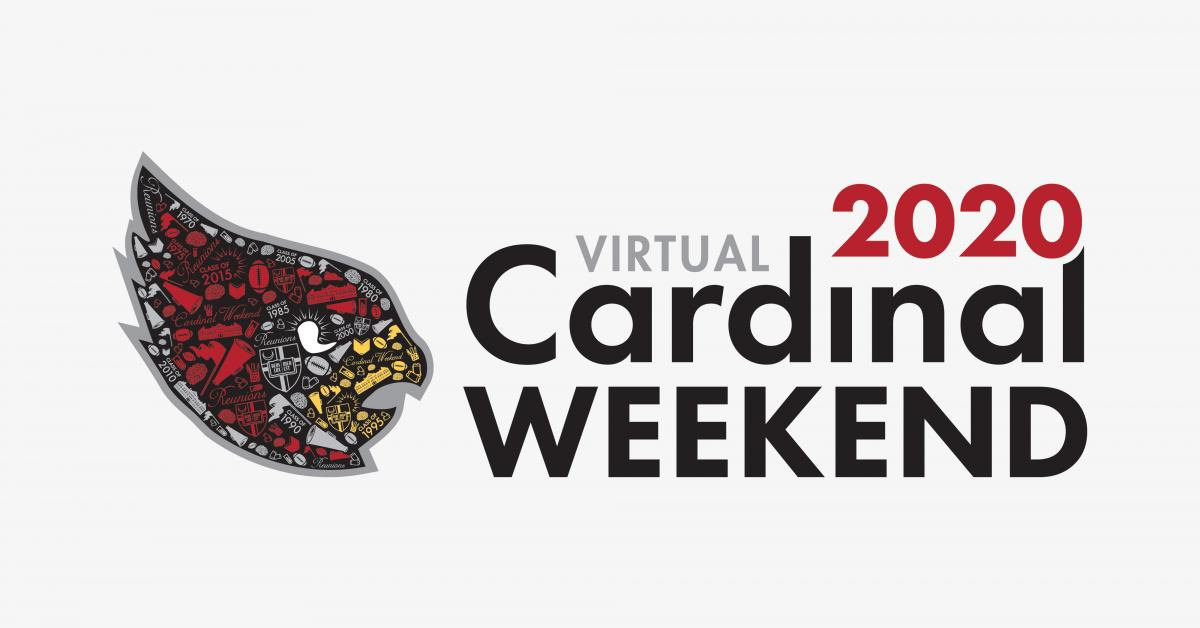 Virtual Cardinal Weekend 2020